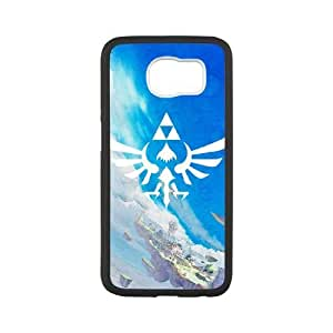 SamSung Galaxy S6 phone cases White The Legend of Zelda fashion cell phone cases LIYT2265476