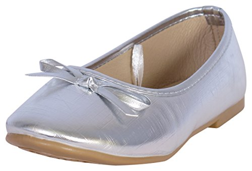 gold silver dress shoes - 4
