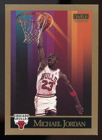 1e575e430a3 1990-91 SkyBox  41 Michael Jordan First SkyBox Card - Mint Condition Ships  in