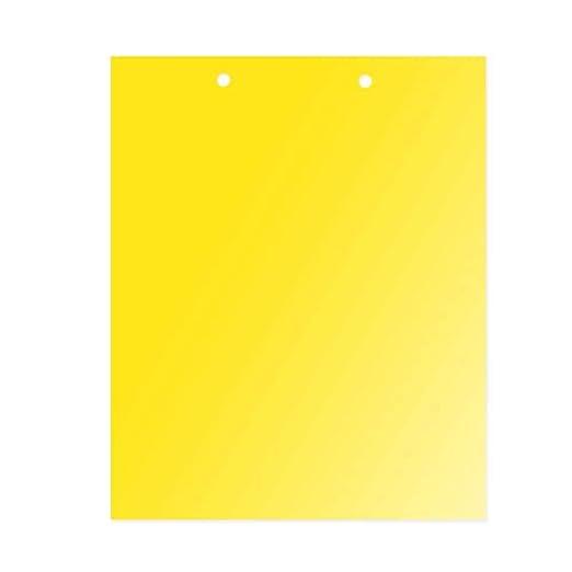 AOLVO - Trampas Adhesivas de Doble Cara para Insectos, Insectos ...