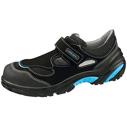 Abeba 4541-36 Crawler Chaussures de sécurité Sandale Taille 36 Noir/Bleu