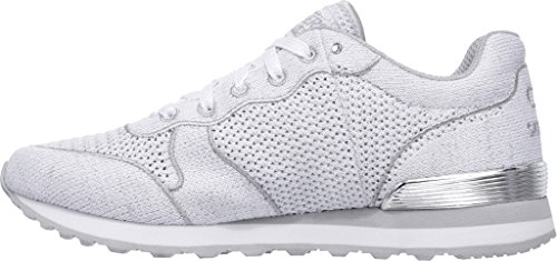 Flyers Skechers Damen OG Sneaker Low White 85 xqIS7Hwq