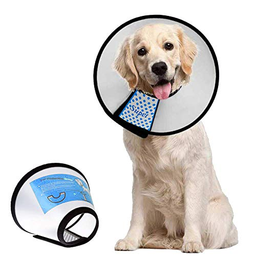 Supet Dog Cone Adjustable