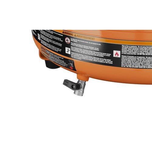 Ridgid ZROF60150HA 6 Gal. Portable Electric Pancake Compressor(Certified Refurbished) by Ridgid (Image #1)