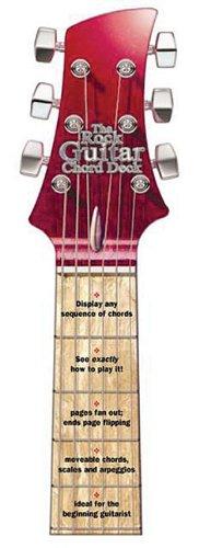 The Rock Guitar Chord Deck