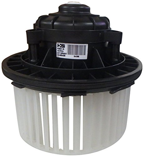 ACDelco 15-81683 GM Original Equipment Heating and Air Conditioning Blower Motor