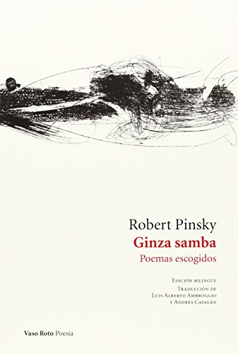 Ginza samba. Poemas escogidos