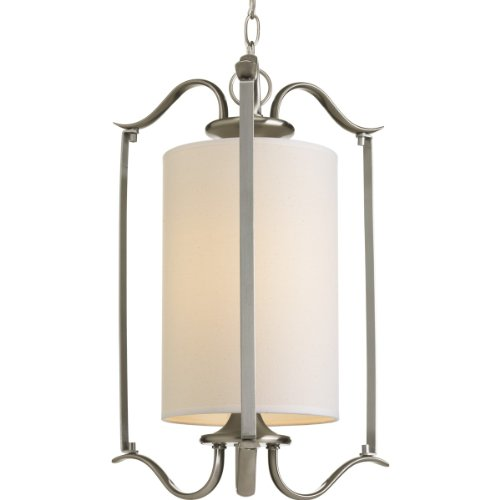 Progress Lighting P3799-09 One-Light Large Foyer Pendant