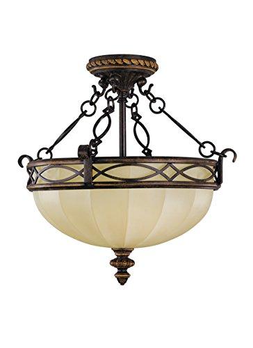 Indoor Edwardian Pendant Light - 1