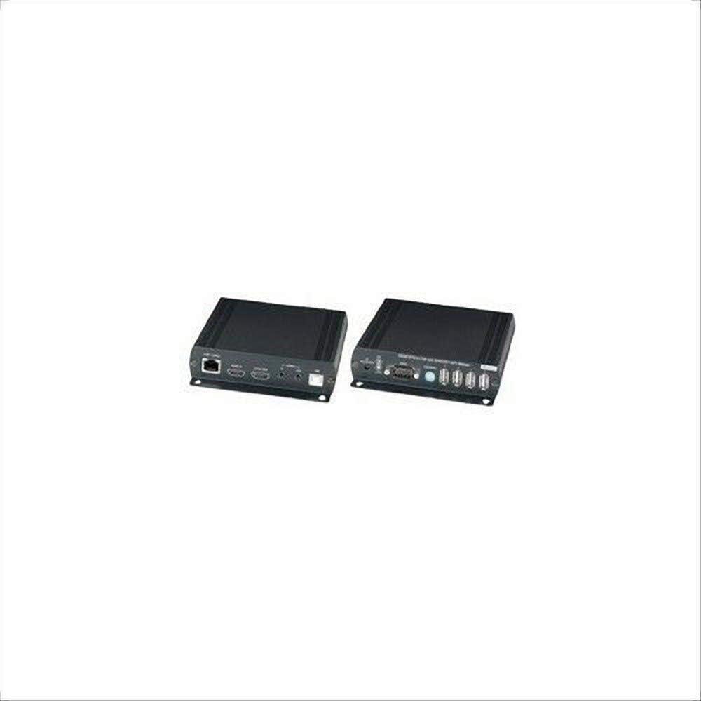 HKM01-4K TRX su UTP di HDMI KVM & USB, RS232 e IR: Amazon.es ...