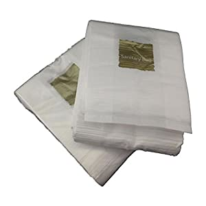 100 Pieces Sanitary Napkin Disposal Bags For Tampon Panty Liner