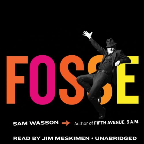 Fosse (LIBRARY EDITION) by Blackstone Audio
