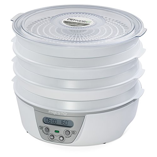 Make Beef Jerky Dehydrator - Presto 06301 Dehydro Digital Electric Food Dehydrator
