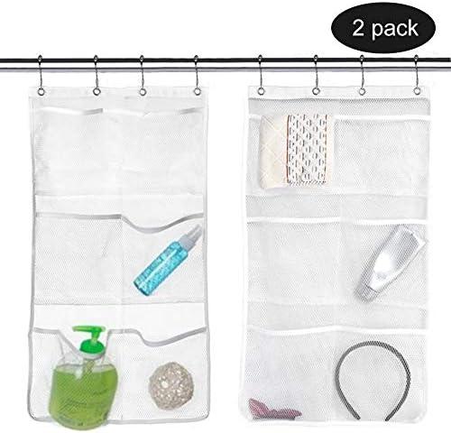 Organizer Large Shower Storage Pockets