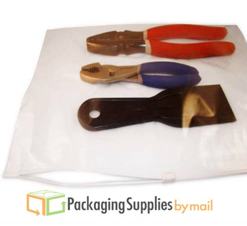 5'' x 8'' Reclosable Plastic 2 Mil Slider Bag 9000 Pcs by PSBM by PackagingSuppliesByMail