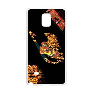 Samsung Galaxy Note 4 Phone Case ,designed pattern with Fairy Tail