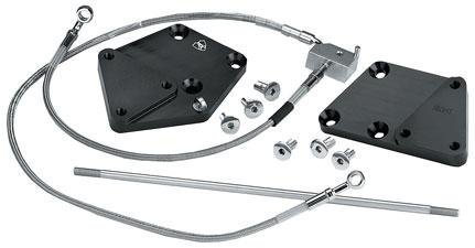 "Arlen Ness 07-616 3"" Foot Control Extension Kit"