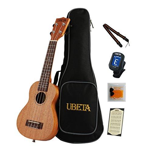 UBETA US 031 Mahogany Soprano Ukulele product image