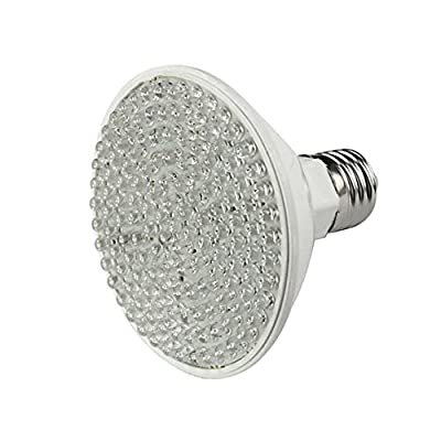 TONSEE Latest Popular Hot Sales E27 138led 7w Plant Grow Light Bulb Garden Hydroponic Lamp