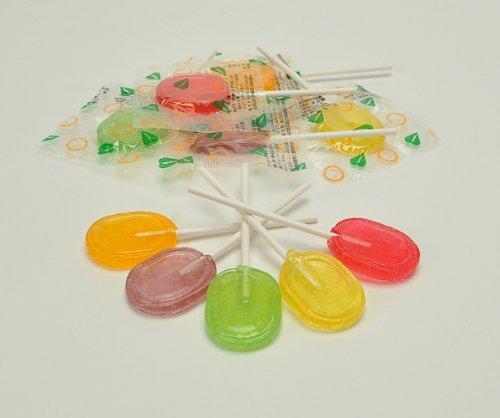 """""""大入り棒つきキャンディ"""