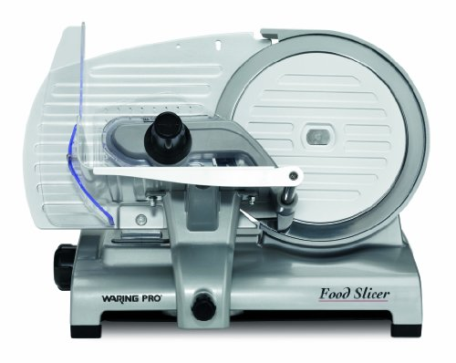 Waring Pro FS1000 8.5-Inch Professional Food Slicer
