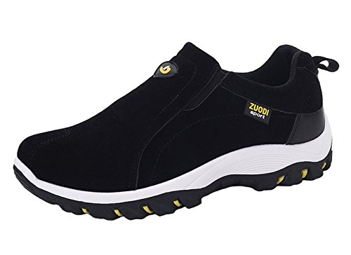 Sneakers Noir Sports Wuiwuiyu Casual Course Basket Mode Ville Homme Chaussure Chaussures De FYPFT