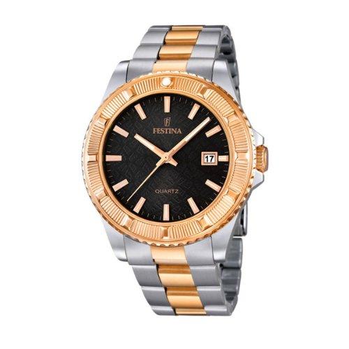 GENUINE FESTINA Watch Unisex Only Time - f16685-5