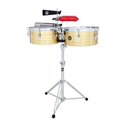 Latin Percussion LP257-B Timbal Solid Bronze