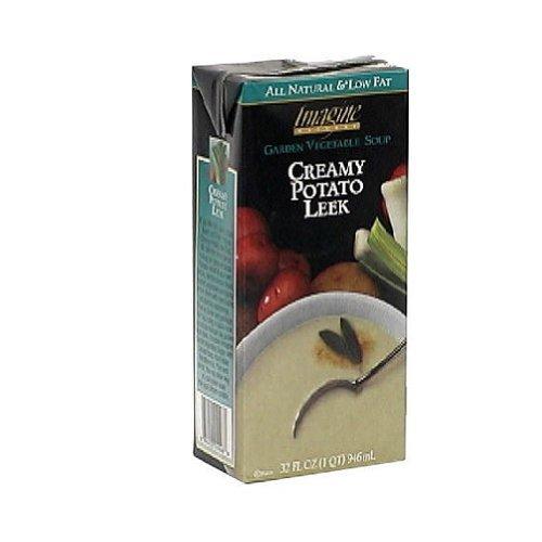 Imagine Soup Potato Leek Soup, 32-Ounce (Pack of 6)