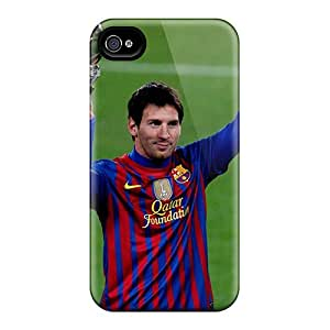 Bumper Hard Phone Cases For Iphone 6plus (sRH3754bmjf) Custom Trendy Messi Series