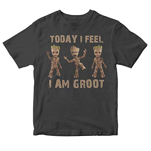 Today I Feel I Am Groot T-shirt, Hoodie, Sweater, Long Sleeve -