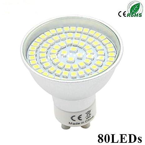 1pcs foco LED 8 W 220 V luz resistente al calor resistente al fuego cuerpo bombilla