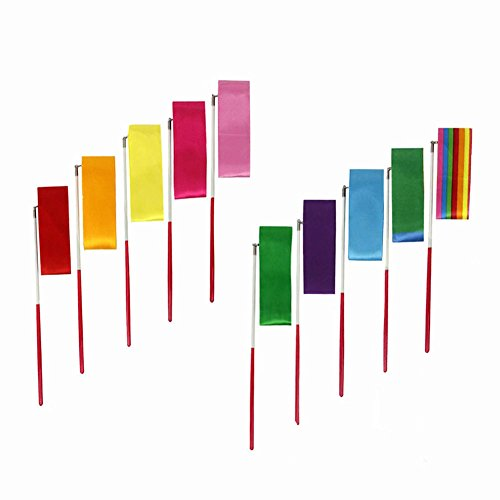 dance flags and streamers amazon com