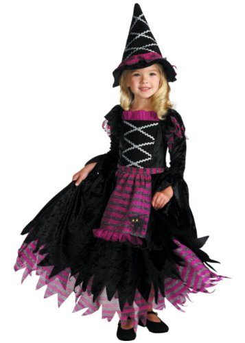 Disguise Fairy Tale Witch Kids Costume