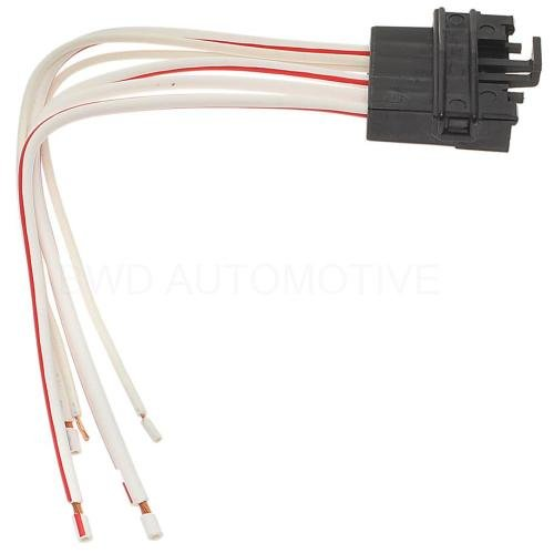 BWD A/C & Heater Switch Connector (1985 Gmc Safari A/c)
