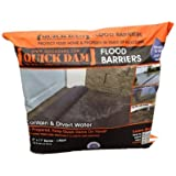 6x17 BLK Barrier Fabric (Pack of 2) by Absorbent Specialty Products Llc