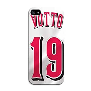 Cellphone Accessories a iphone Italy 6 4.7 Case with Customizable cure Baseball Cincinnati Reds is Background
