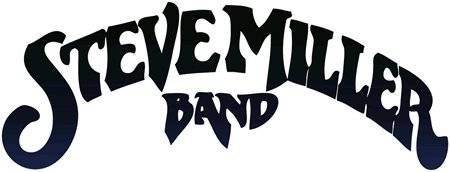 (Steve Miller Band Decal Sticker, H 3.5 By L 9 Inches, White, Black, Silver, Red, Blue, Yellow, or Brown)