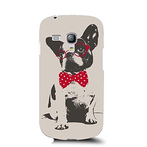 French Bulldog Carcasa Samsung Galaxy S3 Mini piel Awesome ...