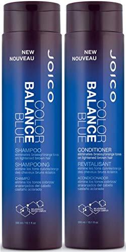 Joico Color Balance Blue Shampoo and Conditioner...