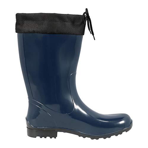 Fango 36 Di blu Krexus Gomma Pioggia Marino Taglie Stivali Per Donne Stile Diversi 42 Cardiff B Giardino Da PgqxBg0w