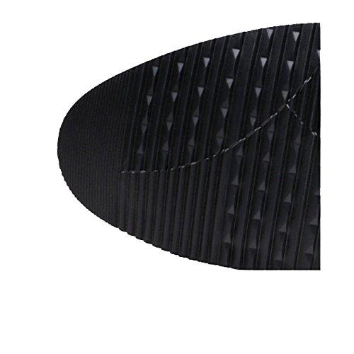 Inverno Antiscivolo di Comodo Black Stivali Traspirante Pelle All'aperto Brock Maschile NIUMJ Casuale Moda ZOU5cfxqS