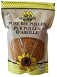 Bee Pollen Granules - 500 grams - 100% North American Pollen - by Dutchman's Gold - Guaranteed Purity with No Off Shore Ingredients or Fillers