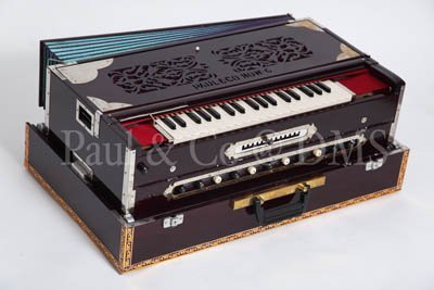 INCREDIBLE! 13 Scale Changer Paul & Co. ULTRA-PROFESSIONAL HARMONIUM. Nothing Better Ever Made! by Paul & Co. (Image #2)