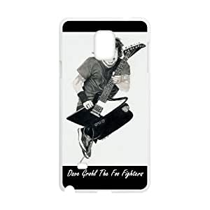 Samsung Galaxy Note 4 Cell Phone Case White Dave Grohl Foo Fighters FVD Cell Phone Case Hard DIY