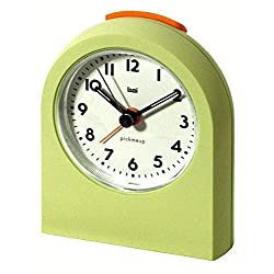 BAI Pick-Me-Up Alarm Clock, Chartreuse