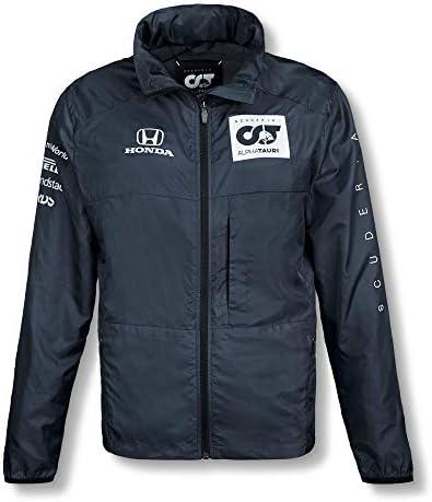 [ ALPHA TAURI ] 2020 スクーデリア アルファタウリ ホンダ F1 Racing Team オフィシャル レプリカ パッカブルジャケット