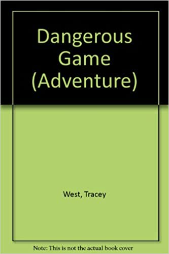 Dangerous Game (Adventure): Tracey West, Frank Mayo: 9780613762106 ...