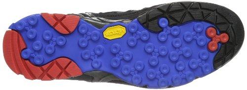 SALEWA WS Firetail Evo, Zapatillas de Senderismo Para Mujer Negro (Black/Poppy Red 0484)