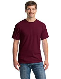 Men's Classic Heavy Cotton T-Shirt (Pack of 12)